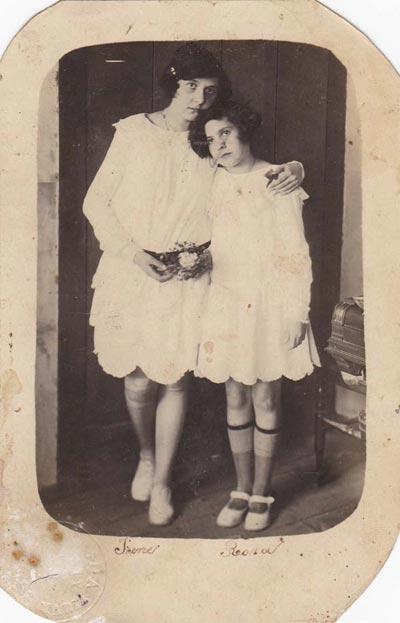 Irene e Rosa Mastrascusa